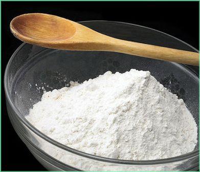 Glutinous rice powder